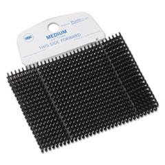 "GBC® ProClick Pronto Spine Cassettes, 1/2"" Dia., 80 Sheet Capacity, Black, 100/Box"