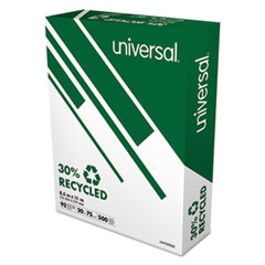 Universal® 30% Recycled Copy Paper Thumbnail
