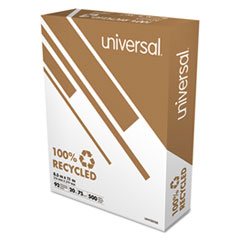 Universal® Deluxe Recycled Copy Paper Thumbnail
