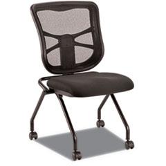 Alera® Elusion Mesh Nesting Chairs