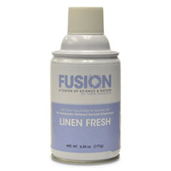 Fresh Products Fusion Metered Aerosols, Linen Fresh, 6.25 oz, 12/Carton