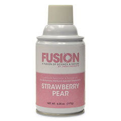 Fresh Products Fusion Metered Aerosols, Floral, 6.25 oz, 12/Carton