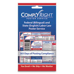 ComplyRight® Labor Law Poster Service