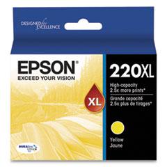 Epson® 220XL High-Capacity Ink Cartridges