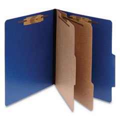 ACCO ColorLife® PRESSTEX® Classification Folders