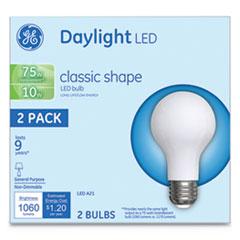 GE LED Classic Daylight A21 Light Bulb