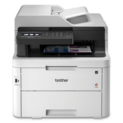 """MFCL3750CDW Compact Digital Color All-in-One Printer with 3.7"""" Color Touchscreen, Wireless and Duplex Printing"""