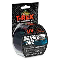 """Waterproof Tape, 3"""" Core, 2"""" x 5 ft, Black"""