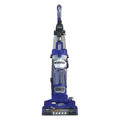 "Eureka® PowerSpeed Turbo Spotlight Lightweight Upright, 12.6"" Cleaning Path, Blue"