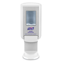 "PURELL® Education Dispenser, 1200 mL, 4.88"" x 8.19"" x 11.38"", White"