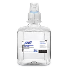 PURELL® Education Hand Sanitizer Foam, 1200 mL Refill, 3/Carton