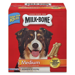 Milk-Bone® Original Medium Sized Dog Biscuits, Original, 10 lbs