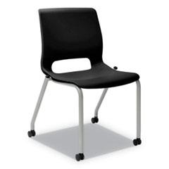HON® Motivate® Four-Leg Stacking Chair Thumbnail