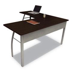 Linea Italia® Trento Line L-Shaped Desk
