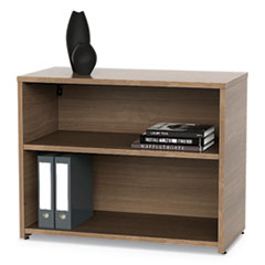 Linea Italia® Urban Series Low File Cabinet Credenza