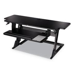 3M™ Precision Standing Desk, 42w x 23.2d x 20h, Black