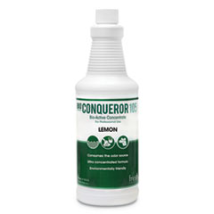 Fresh Products Bio Conqueror 105 Enzymatic Odor Counteractant Concentrate, Citrus, 32 oz, 12/Carton