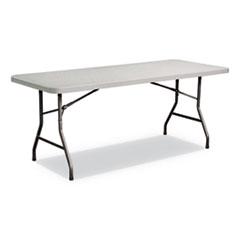 Alera® Rectangular Plastic Folding Table