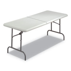 Iceberg IndestrucTable Too™ 1200 Series Rectangular Folding Table Thumbnail