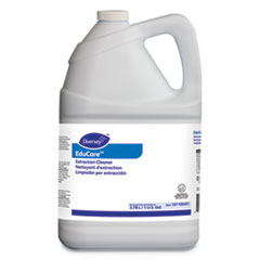 Diversey™ EduCare Extraction Cleaner, Floral Fresh Scent, 1 gal Container, 4/Carton