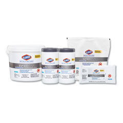 Clorox® Healthcare® VersaSure Cleaner™ Disinfectant Wipes