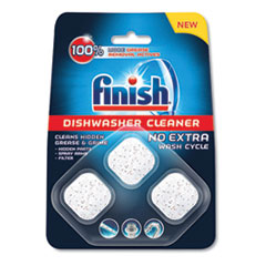 FINISH® Dishwasher Cleaner Pouches
