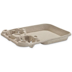 Chinet® StrongHolder® Molded Fiber Cup/Food Trays