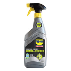 WD-40® Specialist Industrial Strength Cleaner and Degreaser, 32 oz Bottle, 6/Carton