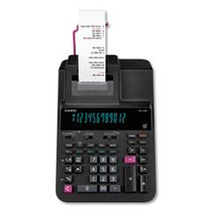 Casio® DR-120R Printing Calculator, 2 Print, 3.5 Lines/Sec