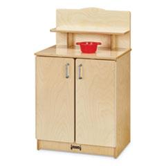 "Culinary Creations Birch Kitchen, Cupboard, 20"" x 15"", Birch"