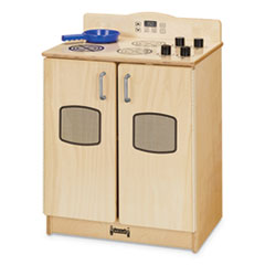 "Culinary Creations Birch Kitchen, Stove, 20"" x 15"", Birch"