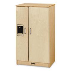 """Culinary Creations Birch Kitchen, Refrigerator, 20"""" x 15"""", Birch"""
