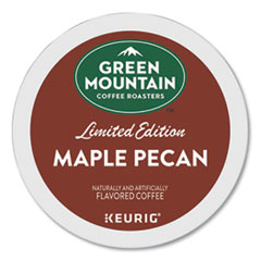 Green Mountain Coffee® K-Cup Pods, Maple Pecan, 24/Box
