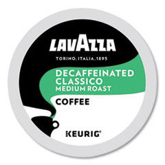 Lavazza K-Cup Pods, Decaf, 22/Box