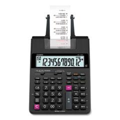 Casio® HR170R Printing Calculator, 12-Digit, LCD