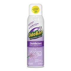 OdoBan® Odor Eliminator and Disinfectant, Lavender, 14.6 oz