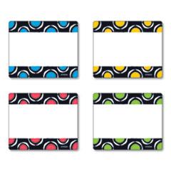 TREND® Terrific Labels, 2 1/2 x 3, 4 Assorted Designs, 36 Labels