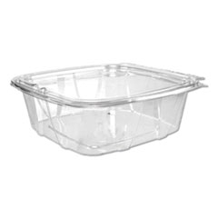 Dart® ClearPac Clear Container, 48 oz, 200/Carton