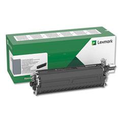 Lexmark™ 78C0ZK0 Imaging Kit, 125,000 Page-Yield, Black