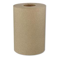 "GEN Hardwound Roll Towels, 1-Ply, 7.8"" x 325 ft, 12/Carton"