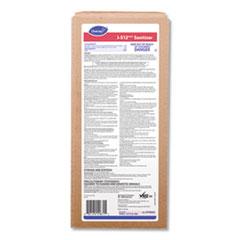 Diversey™ Sanitizer, 9.76 L Bag
