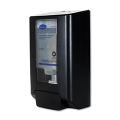 "Diversey™ Intellicare Dispenser II, 1.3 L, 9.06"" x 19.45"" x 11.22"", Black, 6/Carton"
