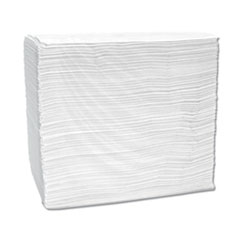 Cascades PRO Signature Airlaid Dinner Napkins/Guest Hand Towels,  12 x 16 3/4, White, 500/CT