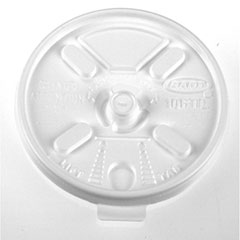 Dart® Lift n' Lock Plastic Hot Cup Lids