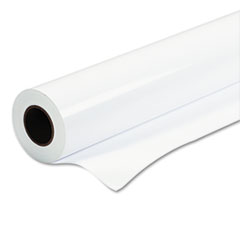 "Rapid-Dry Photographic Paper, Glossy, 6 mil, 50"" x 100 ft Roll, White"
