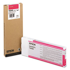 Epson® T606B00, T606C00 Inkjet Cartridge Thumbnail