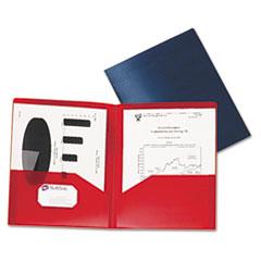 Oxford™ Poly Twin-Pocket Folder Thumbnail