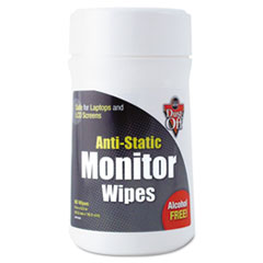 Dust-Off® Premoistened Monitor Wipes Thumbnail