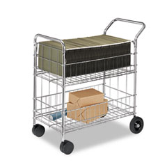 Fellowes® Wire Mail Cart Thumbnail