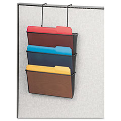Fellowes® Mesh Partition Additions™ Triple File Pocket Thumbnail